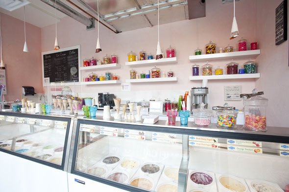 Liberty Village gets a new ice cream shop